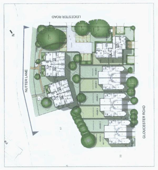 Leicester-development